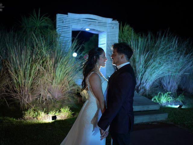 El casamiento de Leticia y Richard