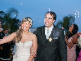 El casamiento de Amanda y Martín