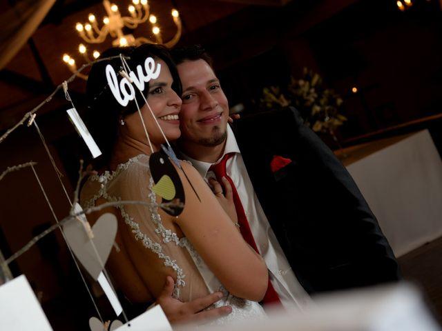 El casamiento de Silvana y Marcelo