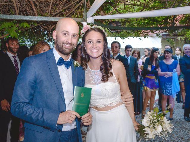 El casamiento de Emiliana y Jorge