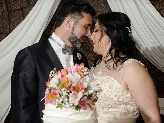 El casamiento de Silvana y Alvaro