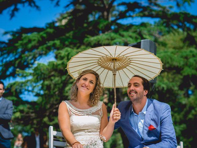 El casamiento de Majo y Nacho