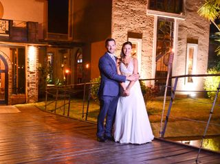 El casamiento de Carla y Leonardo