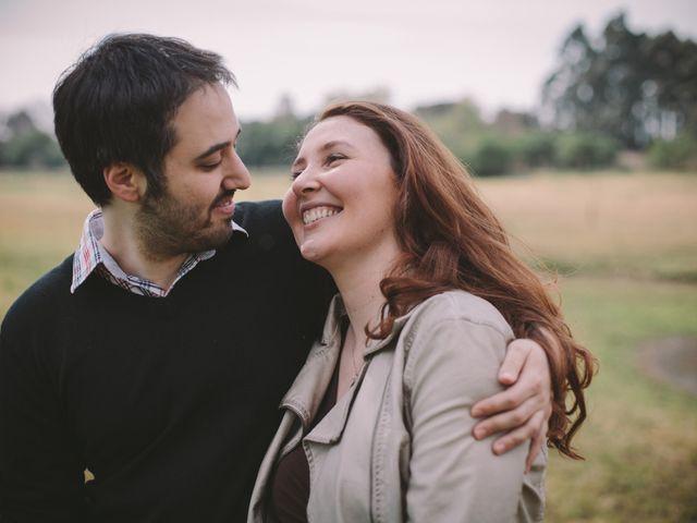 El casamiento de Bárbara y Fabrizio