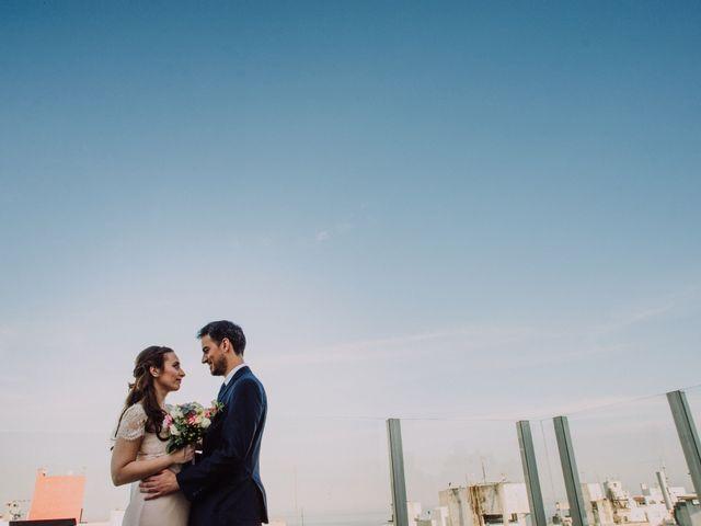El casamiento de Brunella y Tomás