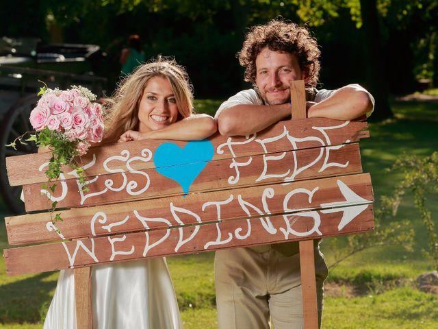 El casamiento de Jessica y Federico