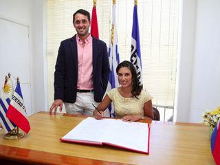 El casamiento de Tatiana y Carlos 1