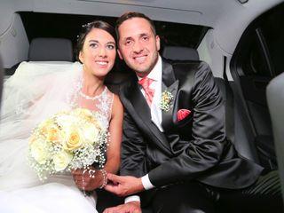 El casamiento de Tatiana y Carlos