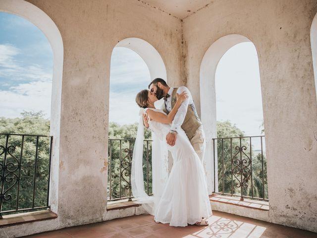 El casamiento de Lucía y Francisco