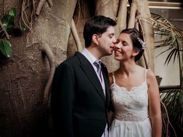 El casamiento de Lucia y Gabriel