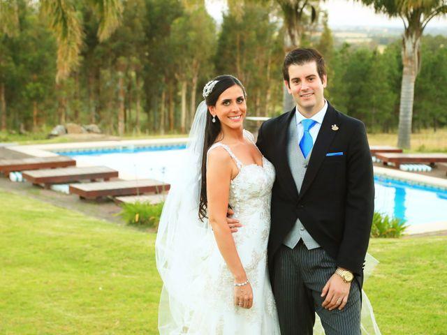 El casamiento de Vanella y Andrés