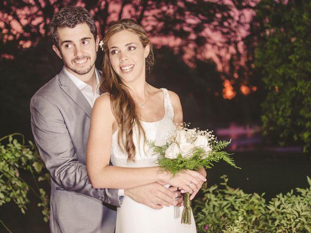 El casamiento de Lorena y Gabriel