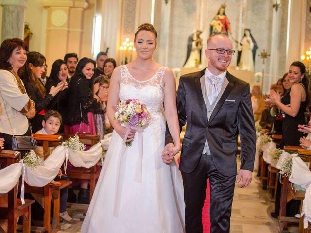El casamiento de Joana y Alexander