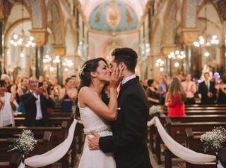 El casamiento de Deb y Mati