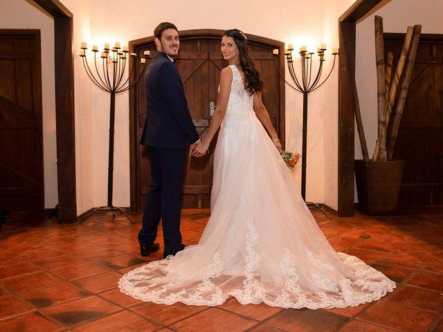 El casamiento de Tatiana y Bruno
