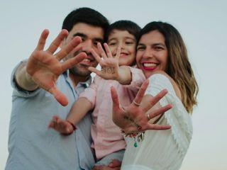 El casamiento de Alejandra y Federico 3