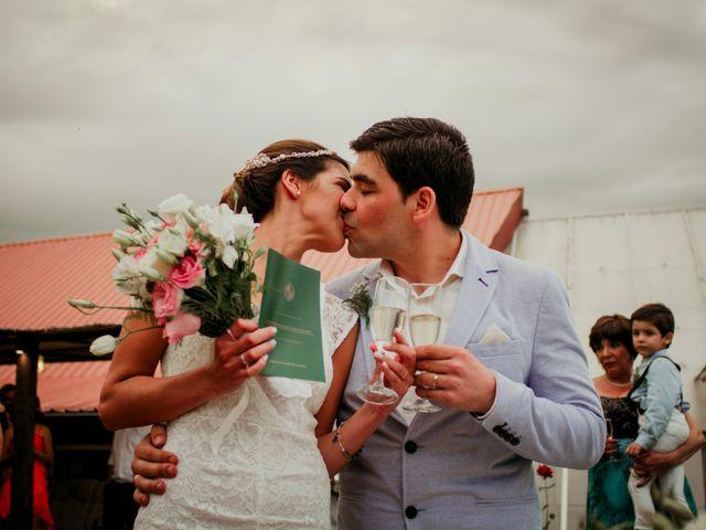 El casamiento de Alejandra y Federico