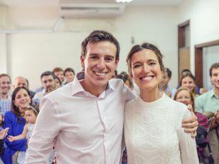 El casamiento de Agustina y Juan Pablo 1