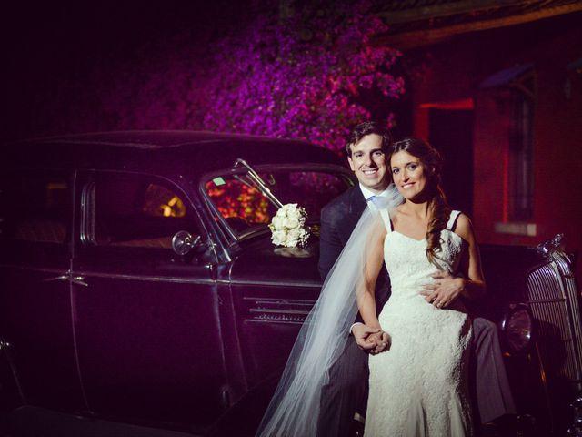 El casamiento de Agustina y Juan Pablo