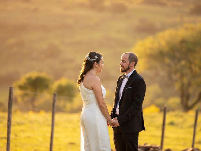 El casamiento de Cecilia y Cesar