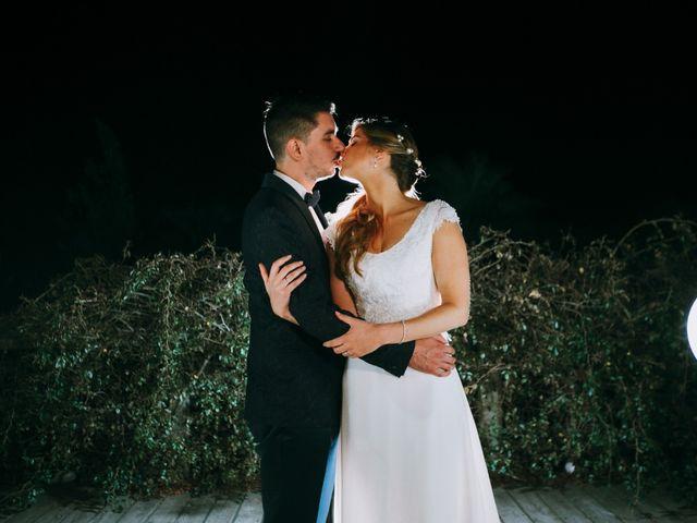 El casamiento de Lorena y Santiago