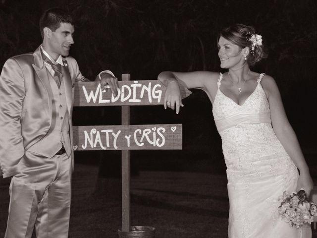El casamiento de Natalia y Cristian