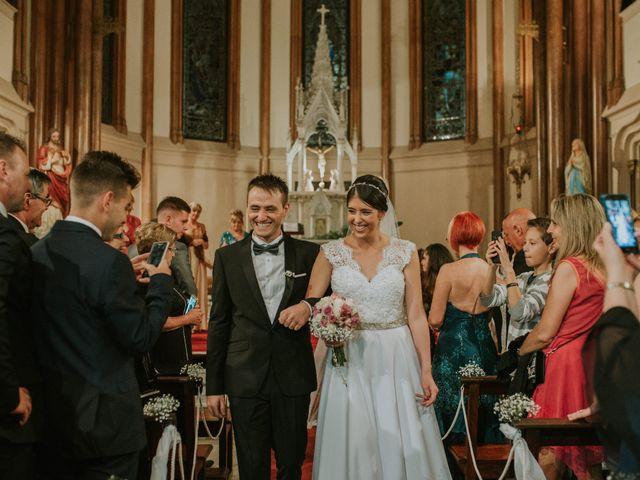 El casamiento de Sofía y Diego