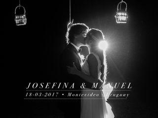 El casamiento de Josefina y Manuel 1