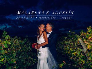 El casamiento de Macarena y Agustín 1