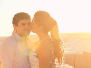 El casamiento de Gisella y Gastón 1