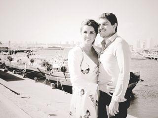 El casamiento de Gisella y Gastón 2