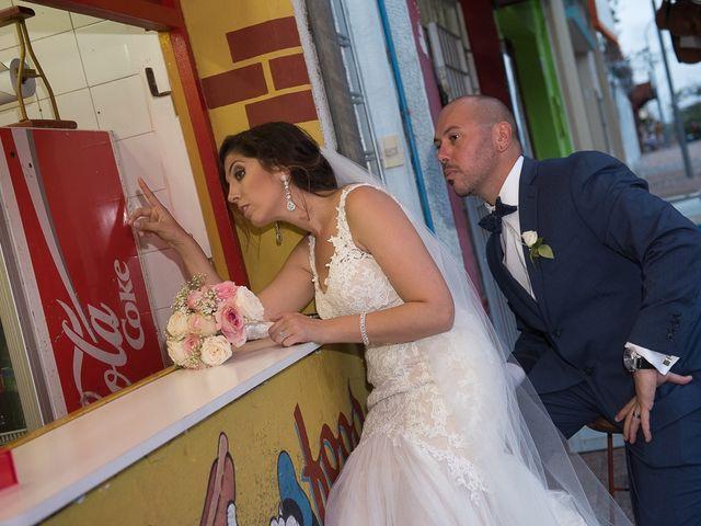 El casamiento de Monica y Gabriel