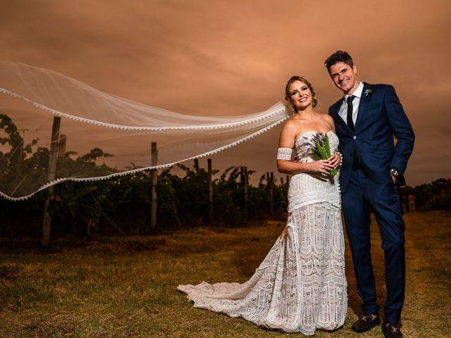 El casamiento de Sheyla y Marco