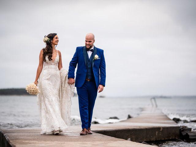El casamiento de Melina y José