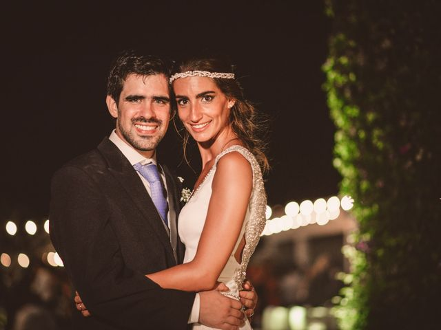 El casamiento de Pitu y Patricio