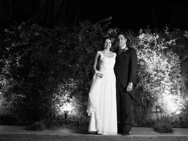 El casamiento de Lia y Diego