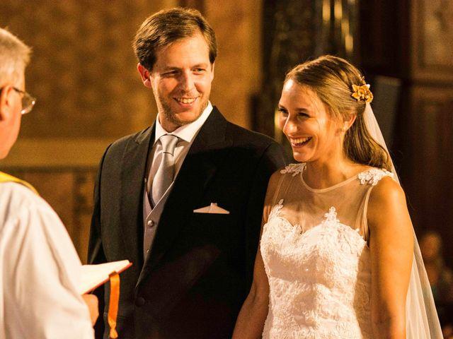 El casamiento de Stefania y Leandro