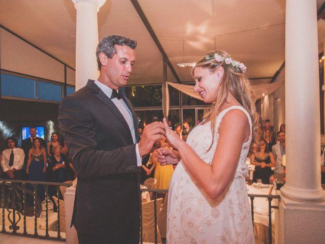 El casamiento de Carolina y Martín