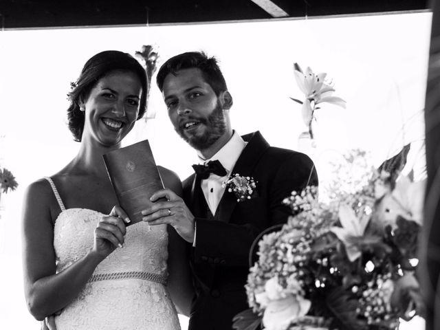 El casamiento de Lucía y Angel