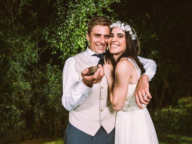 El casamiento de Maru y Martin