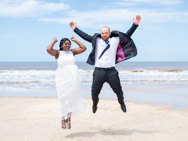 El casamiento de Bruno y Amina