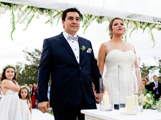 El casamiento de Faustina y Esteban