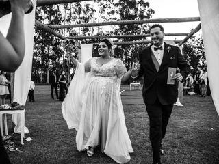 El casamiento de Anii y Marceloq