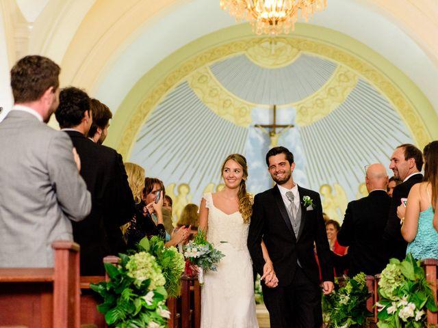 El casamiento de Elina y Rodrigo