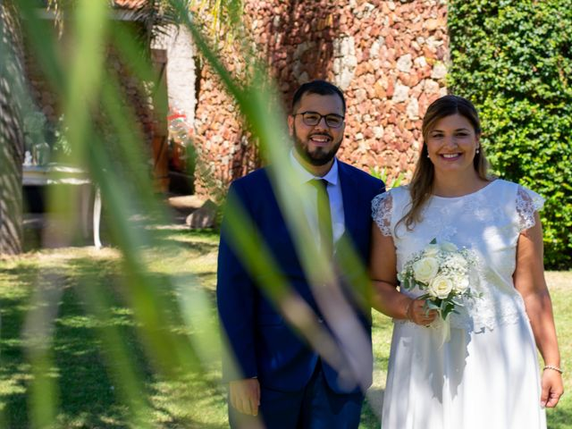 El casamiento de Verónica y Mauricio