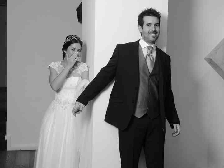 El casamiento de Paola y Rodrigo
