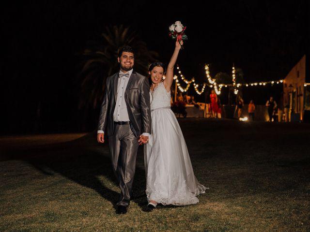 El casamiento de Melisa y Santiago