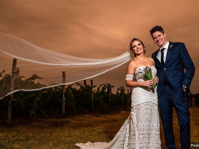 El casamiento de Sheyla y Marquinho