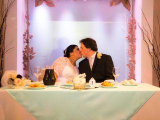 El casamiento de Mario y Carolina