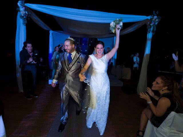 El casamiento de Deborah y Shay